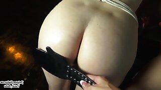Deleterious lesbian girls BDSM porn mistiness